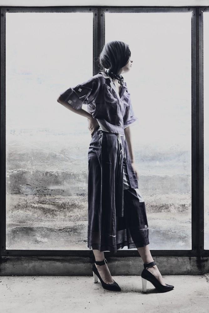 Koshiro Ebata 2018SS Collection 刻-track-